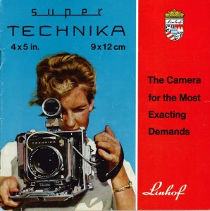Super Technika front page USED