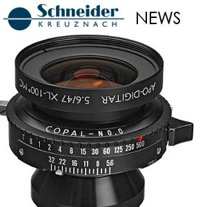 schneider lenses news