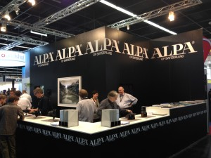 Alpa in all its glory!
