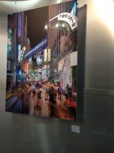 Its nice to see Sean Conboys images gracing the Linhof stand