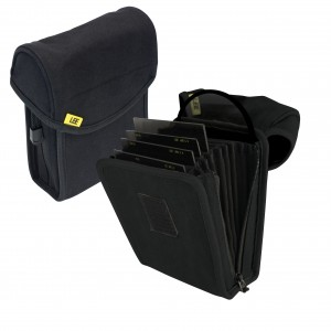 lee filters  Field Pouch (Black) Group Shot for filter holder 100mm linhofstudio teamwork wex heliopan hitech
