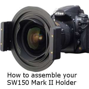 SW150 holder lee filters how to assemble your sw150 holder linhof studio