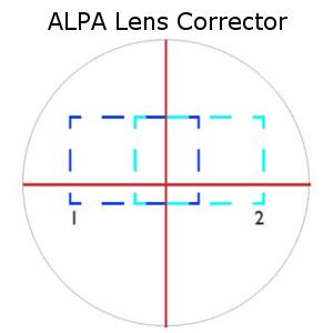 alpa lens corrector large format camera linhof studio