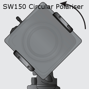circular polariser sw150 LEE Filters how to assemble your polariser linhof studio