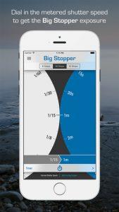 lee filters stopper app big stopper
