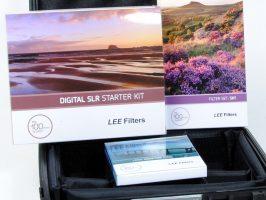 Lee filters linhofstudio open day joe coarnish hasselblad sky grad effect set