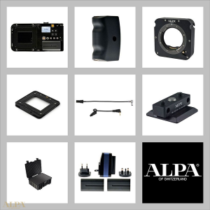 ALPA 12 FPS Hasselblad V and H Summer Kits
