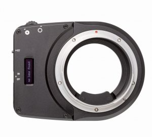 Cambo Adapter for Canon Lens on Hasselblad X1D