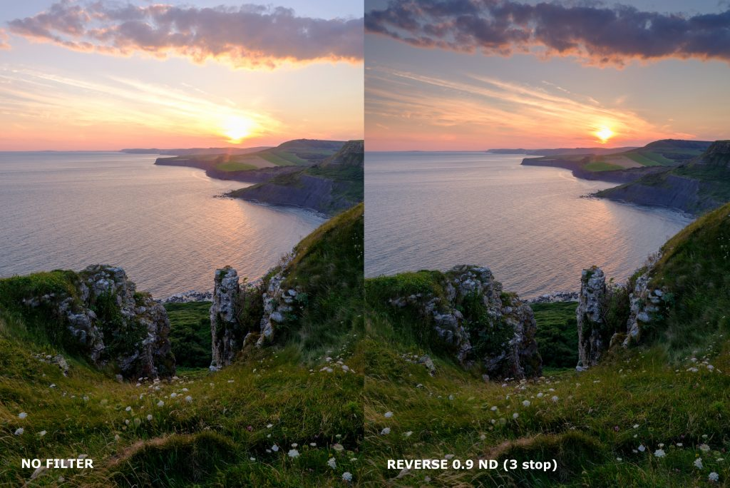 Lee Filters reverse ND before after 2 linhofstudio