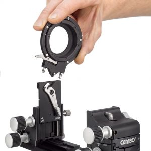 Cambo AC-78E Quick change camera mount with the Actus-G